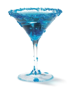 Blue Breeze-tini
