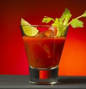 Wasabi Bloody Mary
